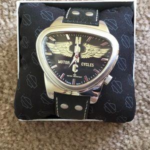 Bulova Harley Davidson Men's Watch